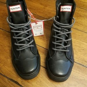 NWT Hunter for Target Sneaker Rain boots size 7.5
